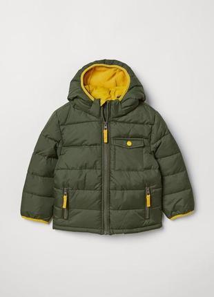 Куртка на мальчика h&m, новая, 98-104