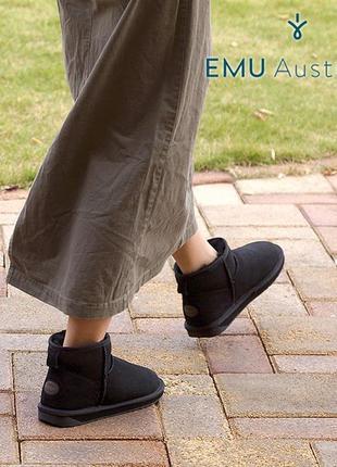 Ботиночки emu australia - угги stinger micro