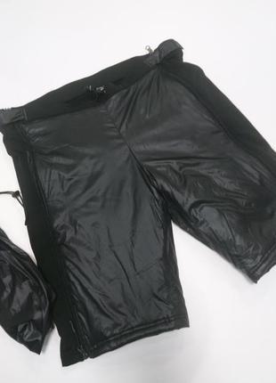 Теплые шорты crane размер m 48/50