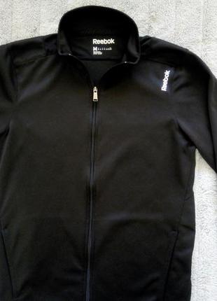 Олимпийка reebok ,спортивная куртка