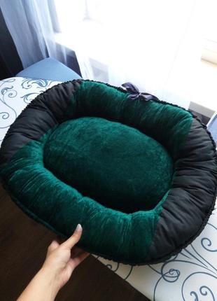 Лежанка, лежак для собаки кота кошки питомца подстилка