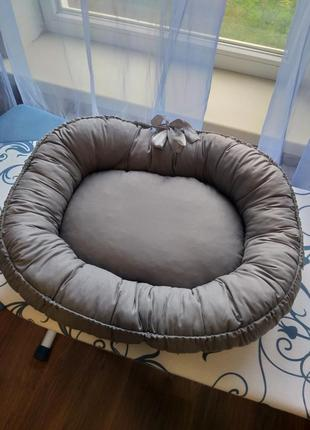 Лежанка, лежак для кота кошки собаки подстилка