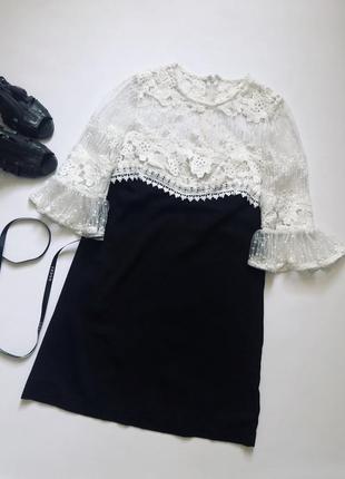 Базовое платье.