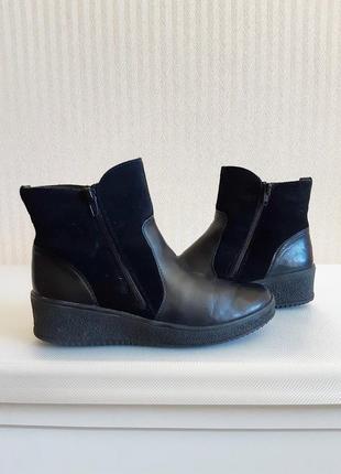 Зимние ботиночки rieker (германия)