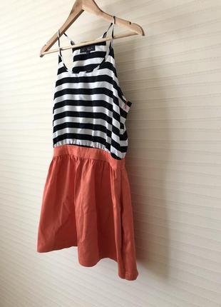 Платье сарафан мини летнее miso