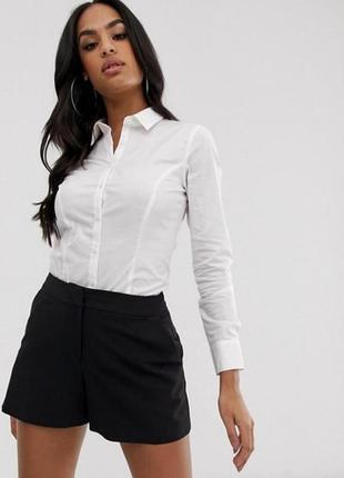 Актуальная белая рубашка, сорочка, блузка