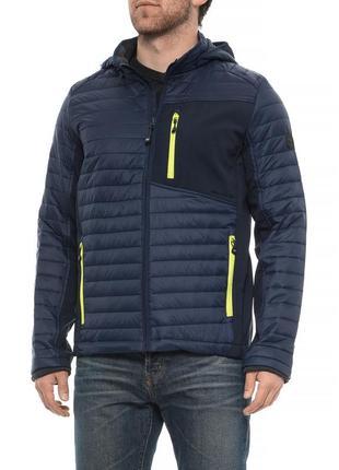 Куртка мужская skechers nylon l , xl, xxl