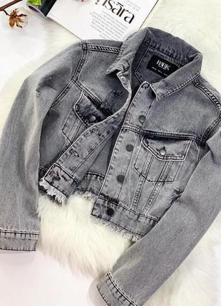 Джинсова куртка1 фото