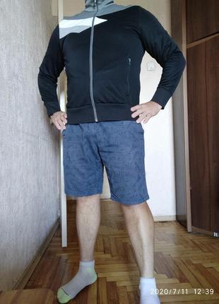 Олимпийка спортивная, hugo boss (germany),xl