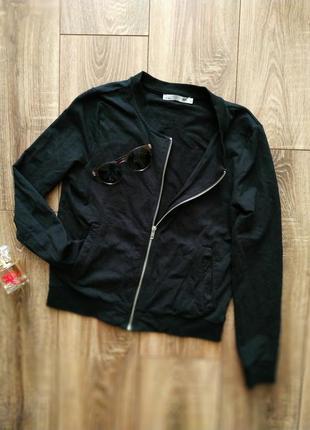 Бомбер/толстовка/курточка из трикотажа от бренда 157