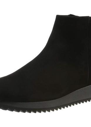 Замшевые ботинки gabor оригинал 39