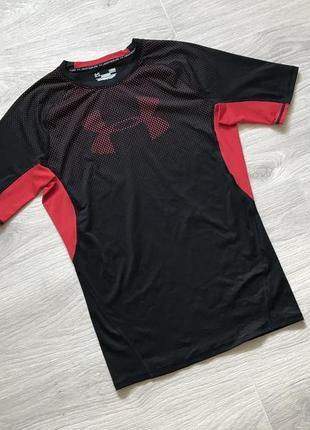 Рашгард, футболка under armour