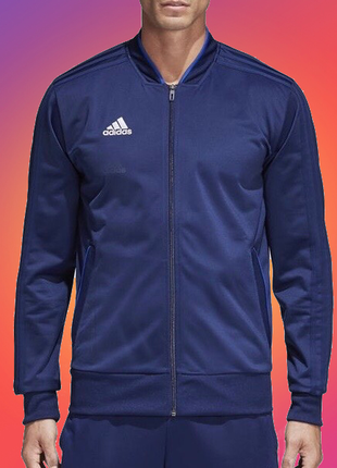 Кофта adidas оригинал спортивная мужская бомбер under armour nike tech fleece originals