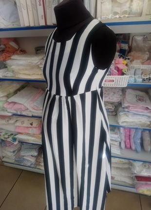 Легкое платье для будущих мам