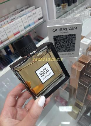 Духи чоловічі / парфюм / парфуми guerlain l'homme ideal !