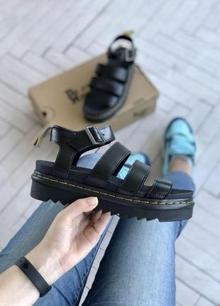 Шикарные женские сандалии dr. martens sandals