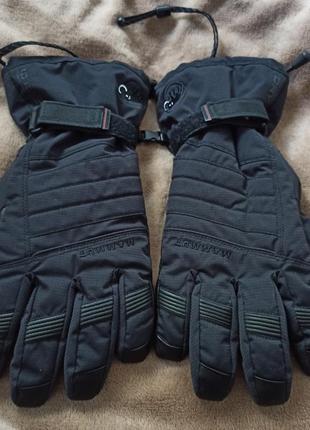 Теплые лыжные dry tech перчатки оригинал