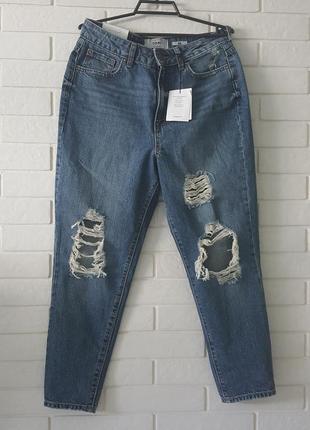 Новые джинсы мом mom
