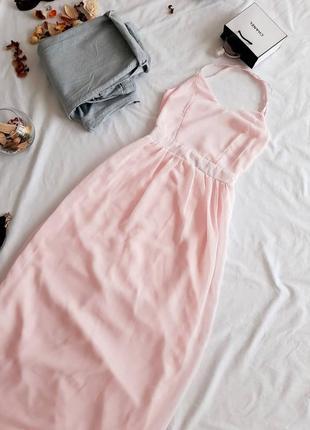 Новое нежное платье / длинный летний сарафан