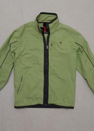 Отличная куртка ветровка twinlife р. 50-52 (xl)на подкладке