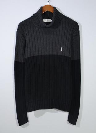 Свитер yves saint lauren knit jumper