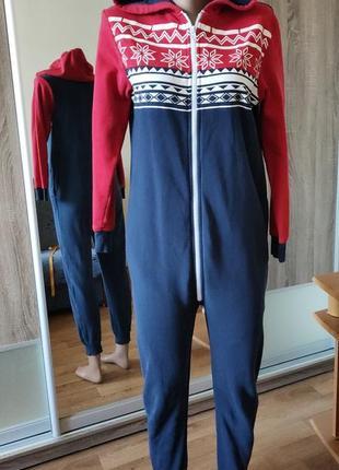 Трикотажный кугуруми, человечек, пижама