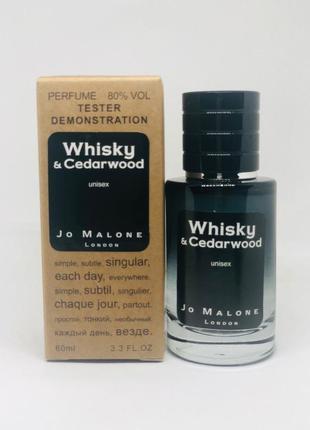 Духи парфюмерия в стиле jo malone whisky