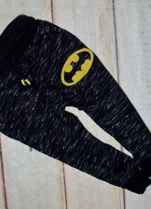 Спортивные штаны batman на 2-3 года