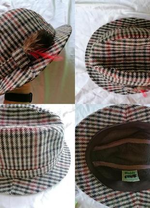 Шляпа робін гуд шерлока хомса