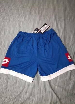 Футбольні чоловічі шорти lotto xl футбольная форма шорты