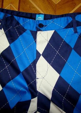 Мужские брюки бренд slazenger (р.38w)