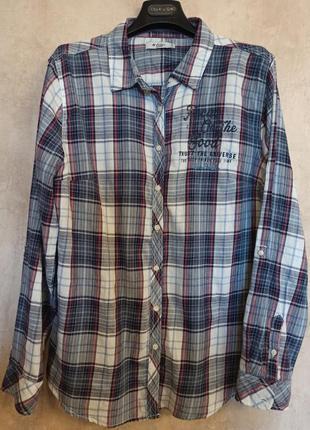Идеальная стильная рубашка