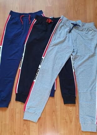 Спортивные штаны для мальчиков р.134-164 glo story (венгрия)
