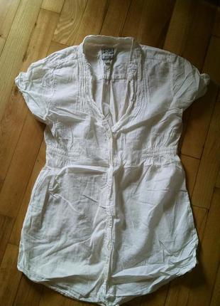 Летняя блузка от bershka s-m