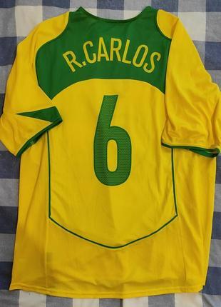 Футболка сборной бразилии, футбольная