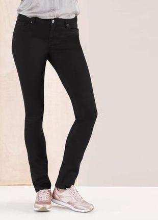 Плотные эластичные брюки скинни esmara германия евро 44 (34/32)