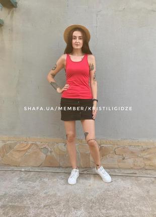 Актуальная красивая спорт майка борцовка gap р. м