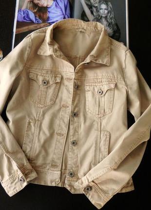 Resalsa джинсовая куртка  m l