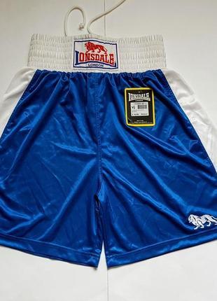 Боксерские шорты lonsdale boxing (размер m) новые. англия.