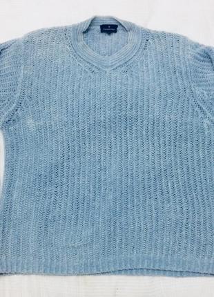 Ermenogildo zegna большой свитер оверсайз