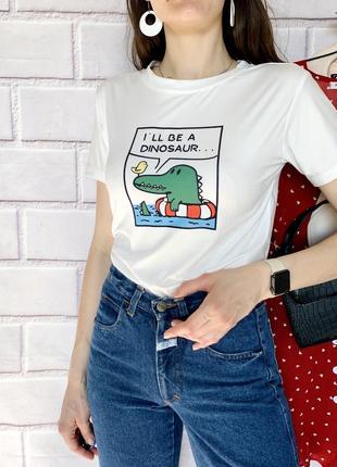 Нова літня футболка крокодил