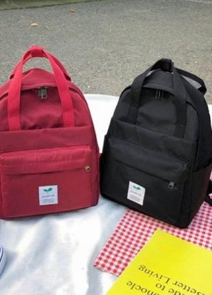 Рюкзак, модный и стильный портфель