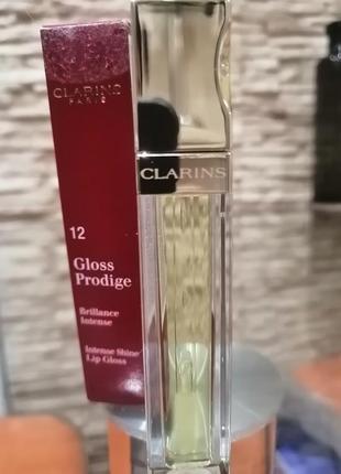 Блеск для губ clarins