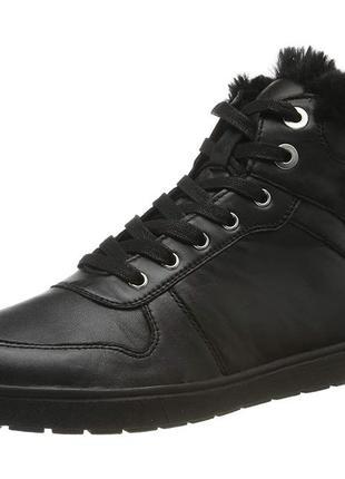 Кожаные утепленные ботинки caprice оригинал 37.5-40