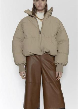 Куртка/пуховик zara
