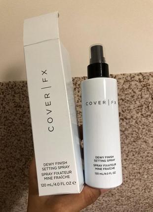 Фиксирующие спреи для макияжа cover | fx