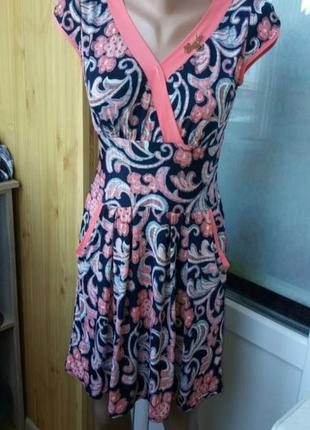 Лёгкое платьеце