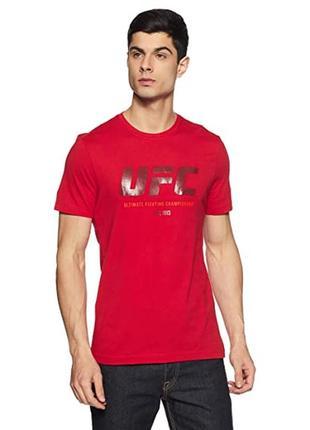 Футболка новая коллекция reebok ® ufc ultimate fan logo