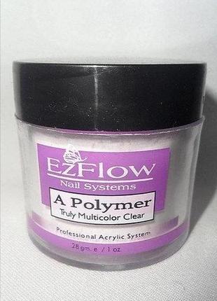 Акриловая пудра ezflow 28 гр