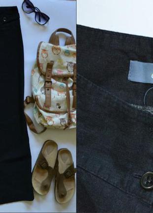 Летние льняные  штаны e-vie